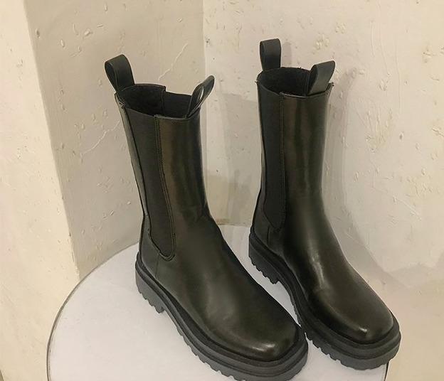 Женские ботинки на Алиэкспресс