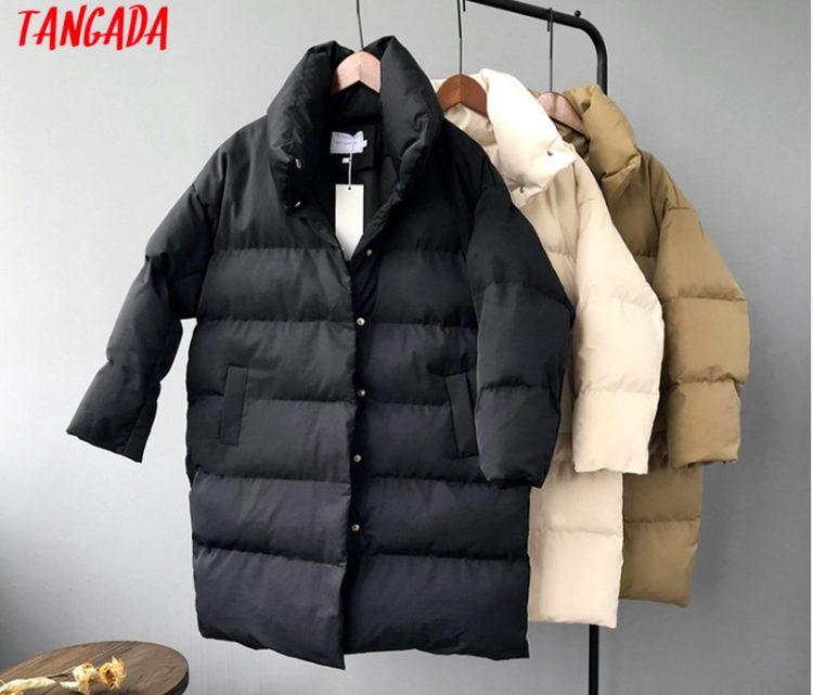 Женский пуховик Zara (пальто) купить на Aliexpress