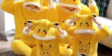 Зимняя семейная Пижама для родителей и детей на Алиэкспресс.jpg