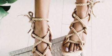 Летние женские босоножки на платформе купить на Алиэкспресс