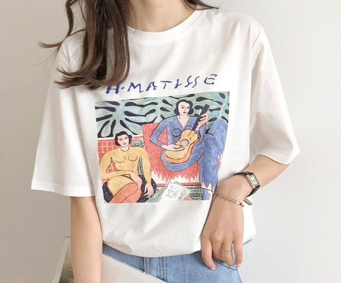 Длинные женские футболки на Алиэкспресс
