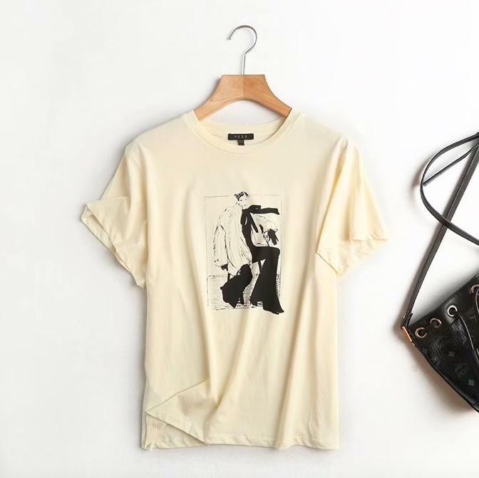 Женская футболка Массимо Дутти на Алиэкспресс распродажа