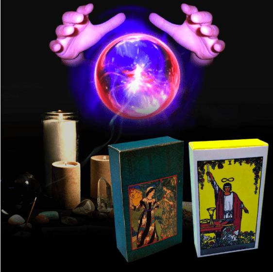 Магические карты Таро с Aliexpress