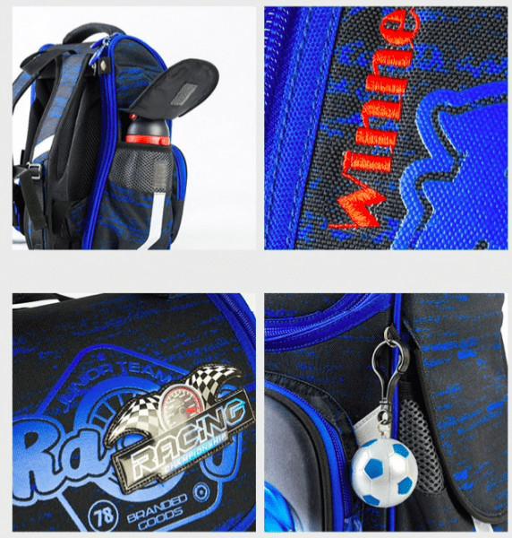 Школьный рюкзак для мальчиков на Алиэкспресс