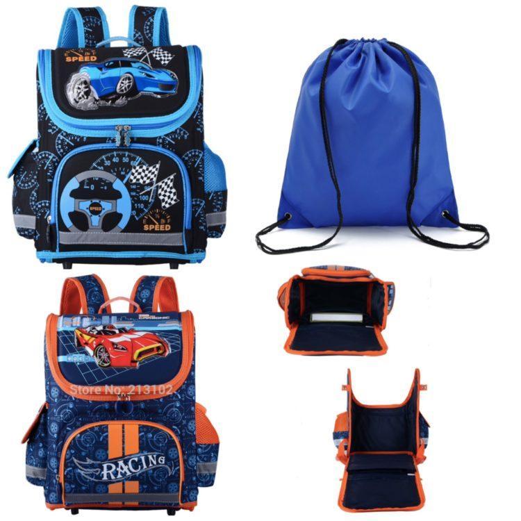 Школьный рюкзак для мальчиков с Алиэкспресс