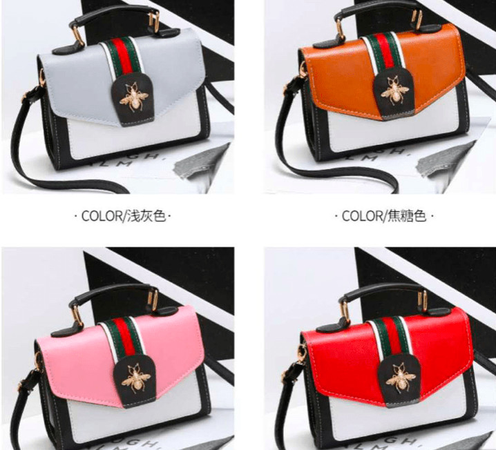 Женская сумка Гуччи (Gucci) на плечо реплика купить на Алиэкспресс
