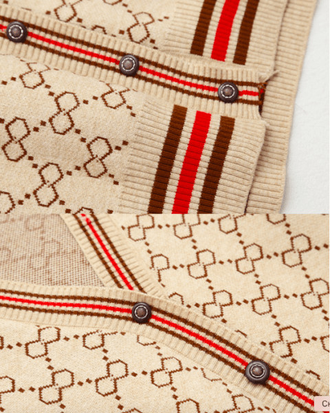 Женский вязанный кардиган от Gucci