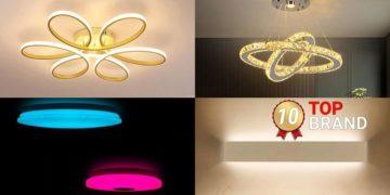 Светодиодные светильники на Алиэкспресс