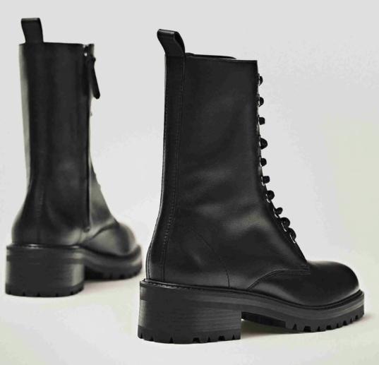 Кожаные ботинки Массимо Дутти купить на Aliexpress