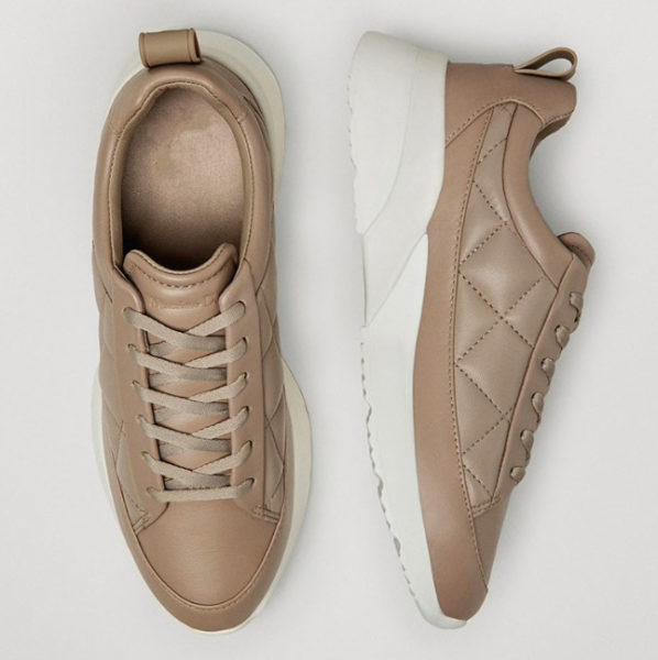 Кожаные женские кроссовки Массимо Дутти купить на Aliexpress