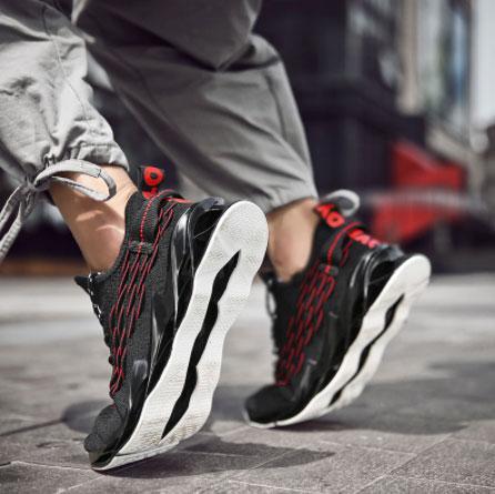 Мужские кроссовки для примера с Алиэкспресс