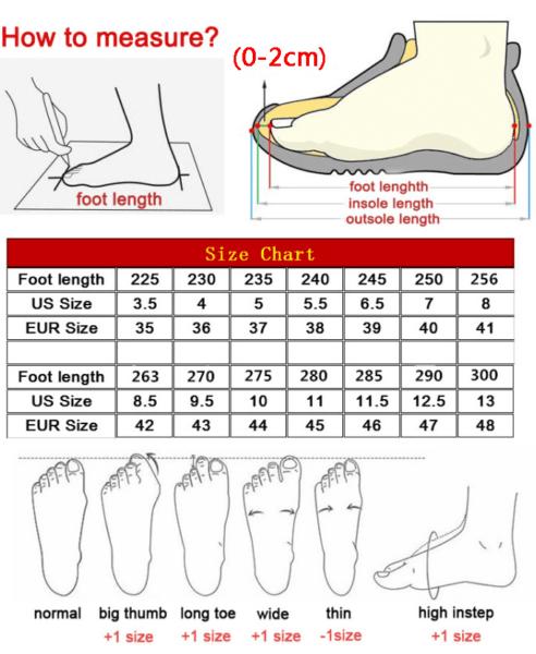 Таблица размеров мужской обуви на Алиэкспресс
