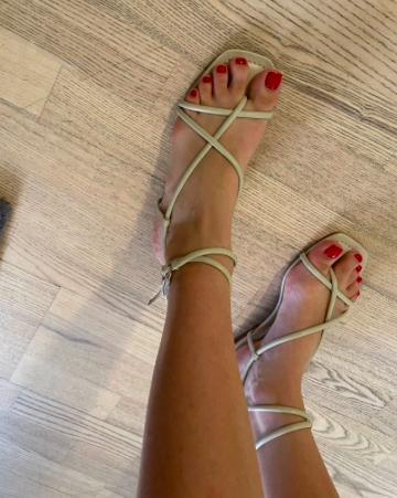 Женские босоножки - сандалии Massimo Dutti купить на Алиэкспресс