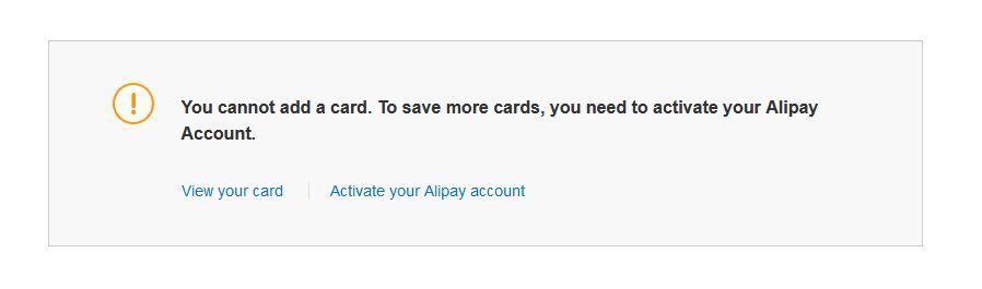 Как добавить, удалить, изменить кредитную карту на Алиэкспресс