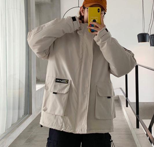 Мужские куртки-карго LAPPSTER осенняякупить на Алиэкспресс