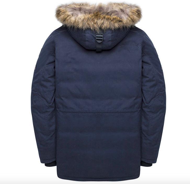 TIGER FORCE куртка мужская зимняяна Aliexpress