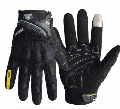 Брендовые мотоциклетные перчатки