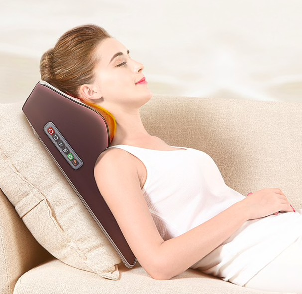 Лучший электрический массжер для спины шеи и тела купить на Алиэкспресс