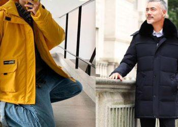 Мужские куртки зимние на Алиэкспресс