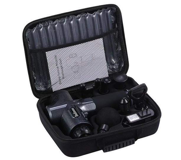 Профессиональный массажный пистолет 30 скоростей для мышцкупить на Алиэкспресс