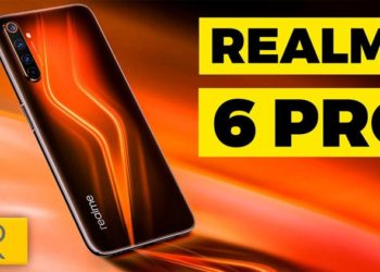 Смартфон Realme 6 Pro 128 ГБ RU на Алиэкспресс
