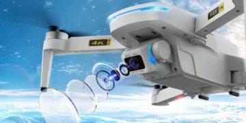 Подборка полупрофессиональных дронов на Алиэкспресс