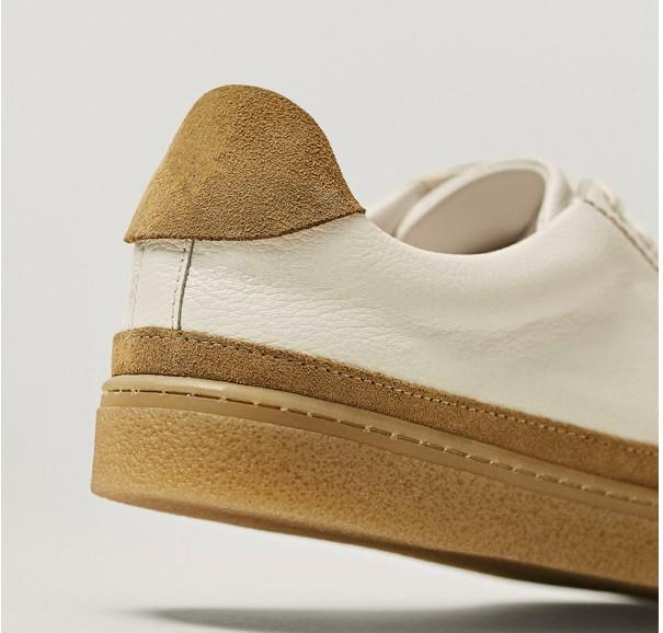 Кеды-кроссовки кожаные Mассимо Дутти на вулканической подошве купить на Алиэкспресс