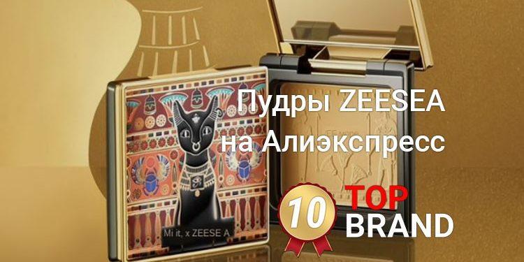 Пудра ZEESEA на Алиэкспресс - отзывы от покупателей