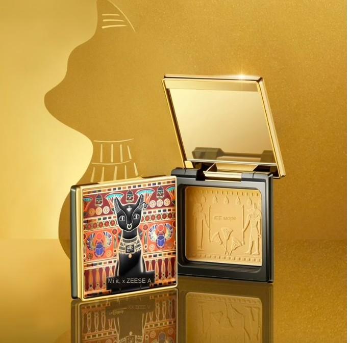 Влагостойкая пудра - консилер Египеткупить на Алиэкспресс
