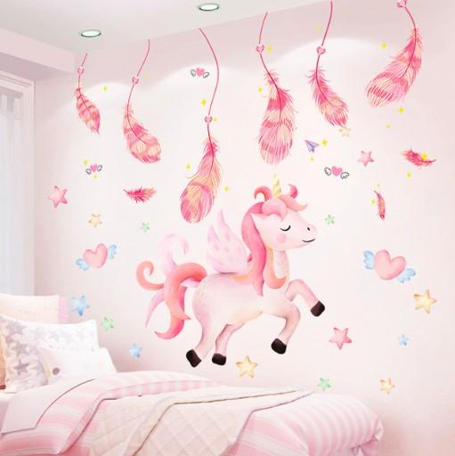 Большие наклейки на стену в детскую комнату купить на Алиэкспресс