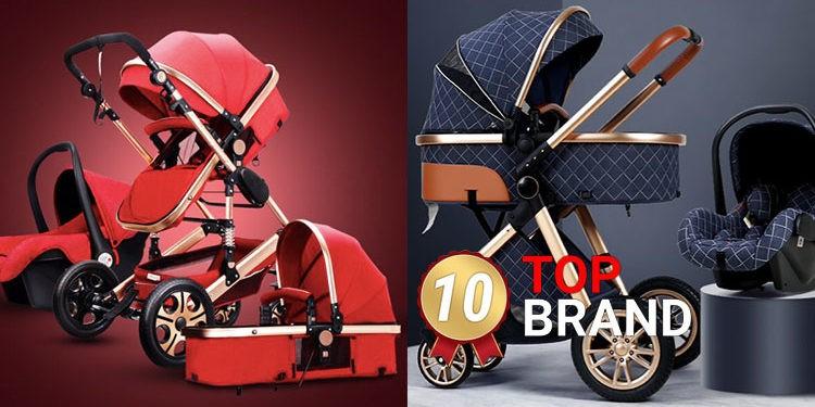 Детские коляски на Алиэкспресс