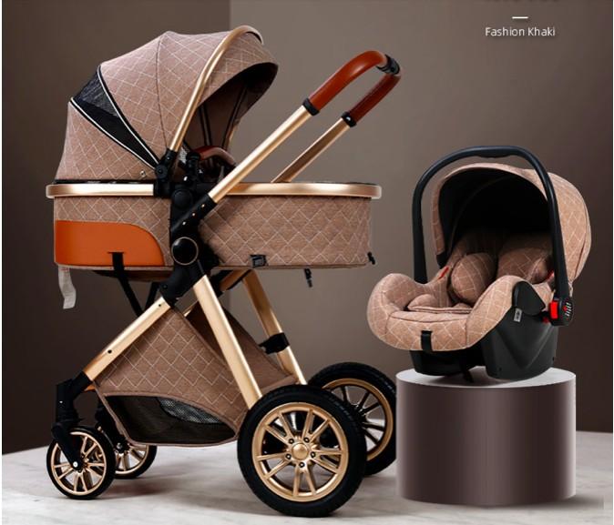 Прогулочная детская коляска Bolina3 в 1 купить на Алиэкспресс