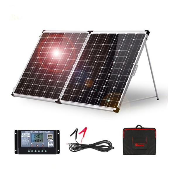 Солнечная батареяDokio на Алиэкспресс