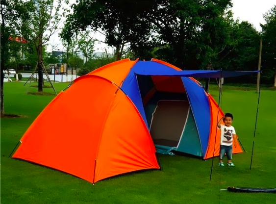 Большая туристическая палатка для рыбалки на Алиэкспресс