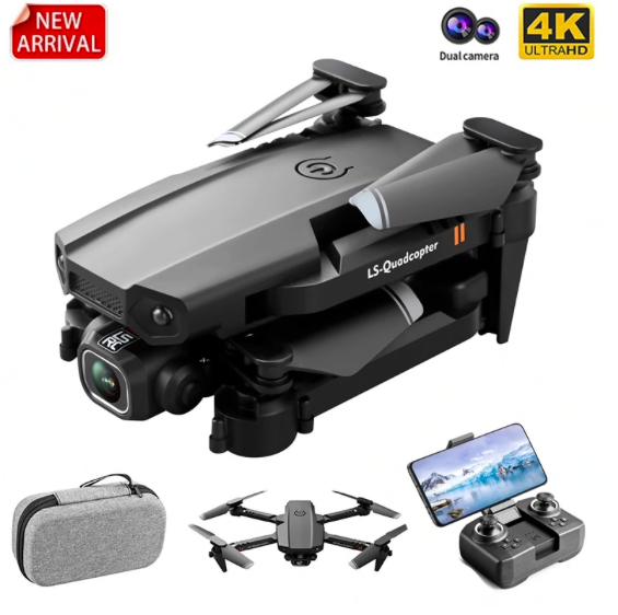 JINHENG Новый мини-дрон XT6 4K купить на Алиэкспресс
