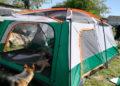 Отзывы на туристическую палатку с Aliexpress