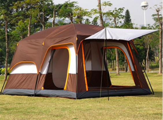Туристическая палатка с бесплатной доставкой на Алиэкспресс