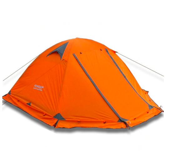 Зимние туристические палатки 4 сезона с юбкой купить на Алиэкспресс
