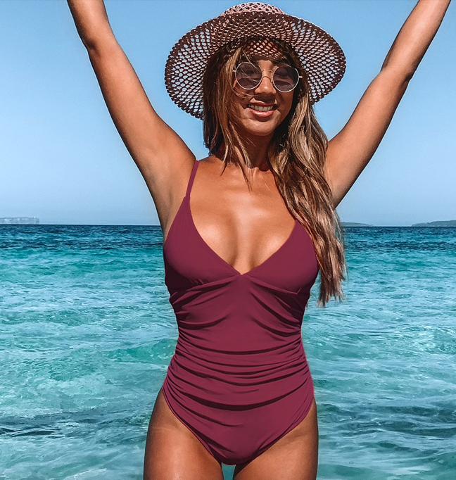 Качественные женские купальники от надёжного продавцаCUPSHE Official Store