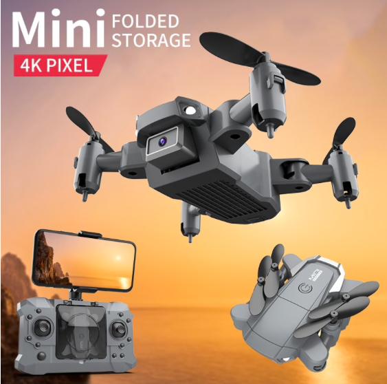 Квадрокоптерс камерой KY905 4K HD на Алиэкспресс