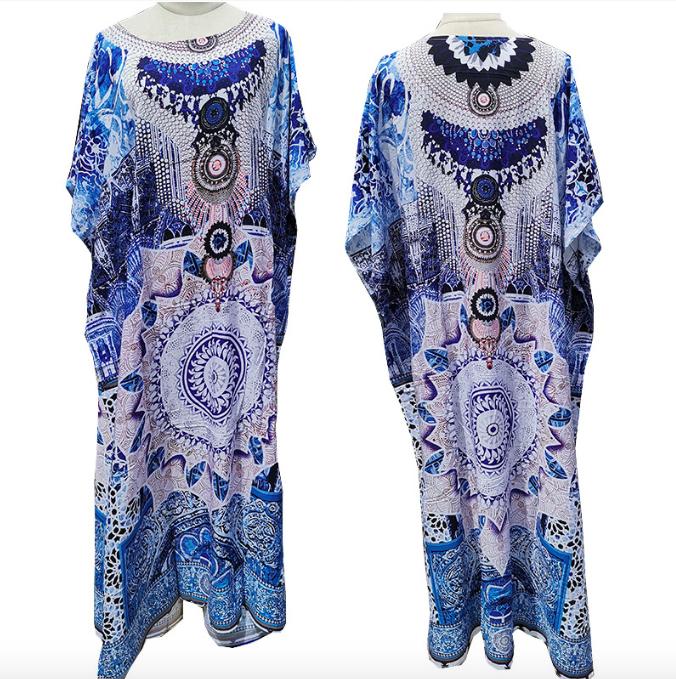 Пляжное платье туника 2021на Алиэкспресс