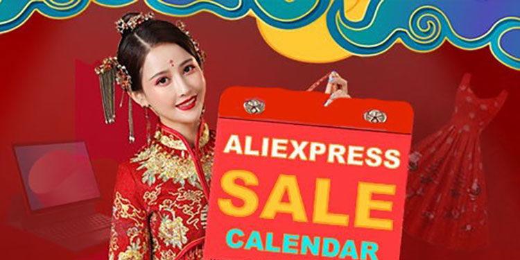 Даты распродаж на Алиэкспресс в 2021 году Календарь акций