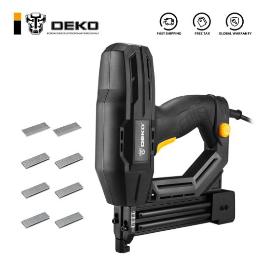 Электрический степлер DEKO DKET02купить на Алиэкспресс