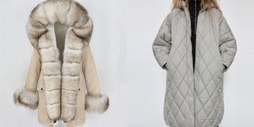 Женские зимние куртки пальто дубленки на Алиэкспресс