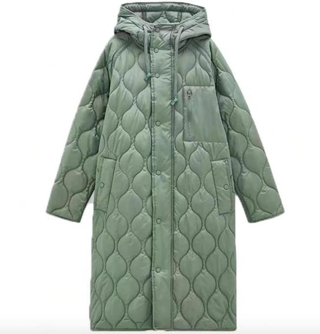 Женское пальто с капюшоном Zara купить на Алиэкспресс