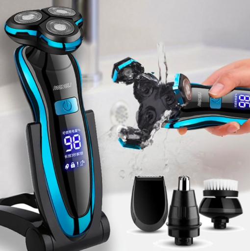Электробритва аккумуляторная для мужчин купить на Алиэкспресс