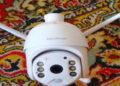 Отзывы на камеру видеонаблюдения на солнечных батареях с Алиэкспресс