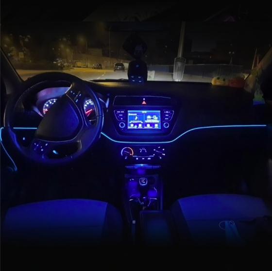 Подсветка для салона автомобиля купить на Алиэкспресс