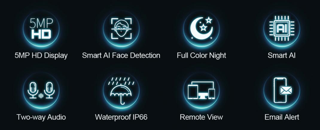 Система видеонаблюдения Techage купить на Алиэкспресс