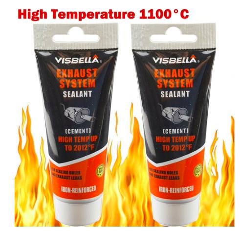 Высокотемпературный герметик, для автомобилей и мотоциклов
